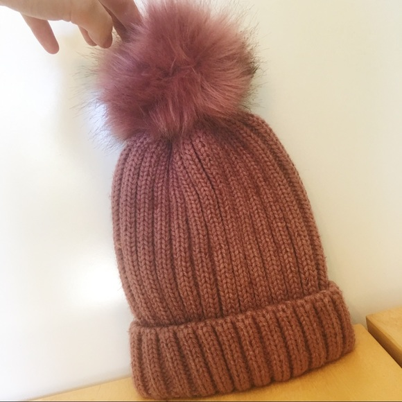 Accessories - 3 for 15$ pink beanie